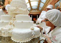 receita de bolo de casamento