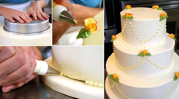 receitas de bolo de casamento